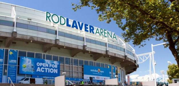 Rod Laver Arena. Foto: Tennis Australia