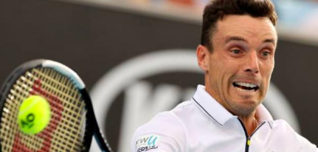 Roberto Bautista avanza en el Open de Australia. Fuente: Getty