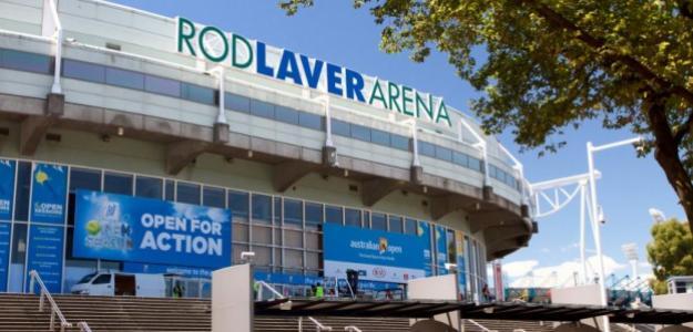 La Rod Laver Arena de Melbourne Park. Fuente: Getty