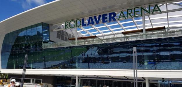 Rod Laver Arena. Foto: TennisAustralia