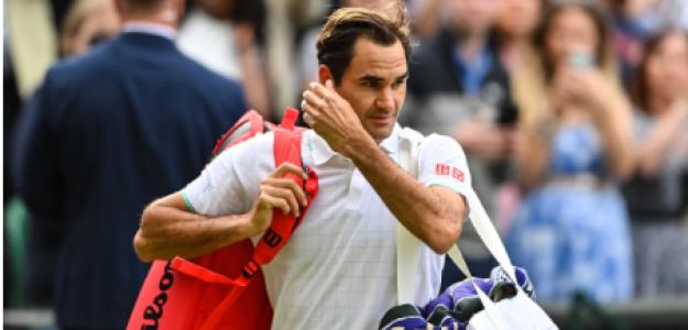 Roger Federer, análisis de su derrota en Wimbledon 2021. Foto: gettyimages