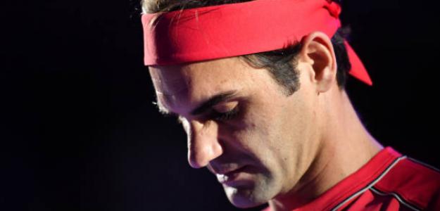 Roger Federer se baja de la ATP Cup 2020 por motivos familiares. Foto: Getty