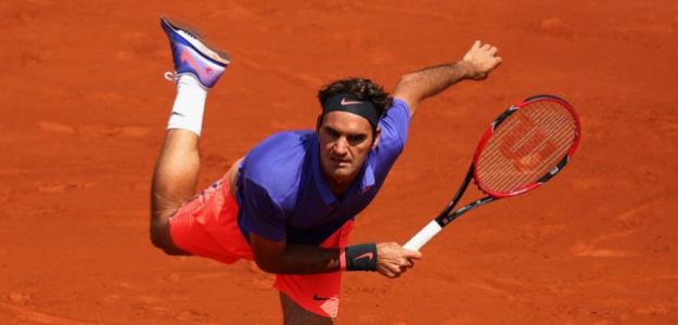 Roger Federer, opciones de tierra batida en 2019. Foto: zimbio