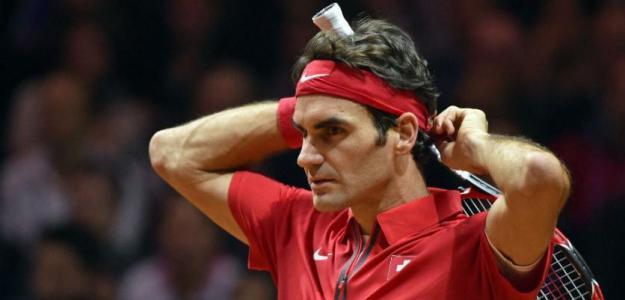 Roger Federer no podrá jugar Copa Davis. Foto: gettyimages