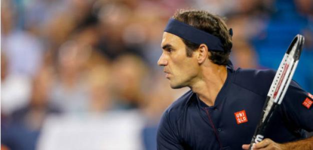 Roger Federer, expectativas Cincinnati 2019. Foto. gettyimages