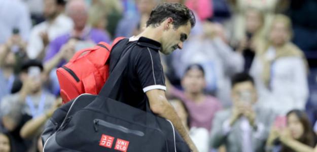 """Roger Federer: """"Hoy, me olvido rápidamente de las derrotas"""". Foto: Getty"""