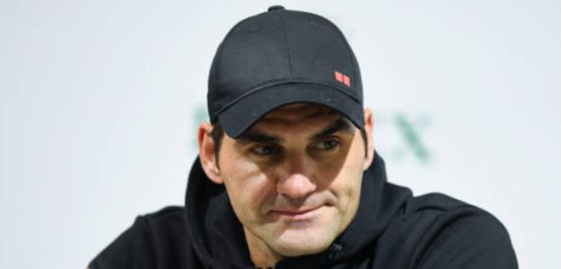 Roger Federer reconoce que esperaba algo más de su 2018. Foto: Getty