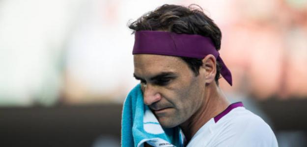 La estadística en la que Federer está por detrás de Nadal y Djokovic. Foto: Getty