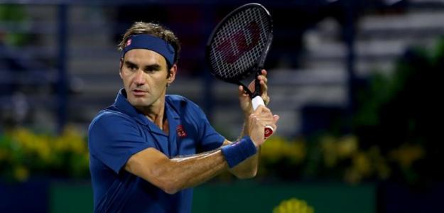 Roger Federer gana a Stan Wawrinka en Indian Wells 2019. Foto: zimbio