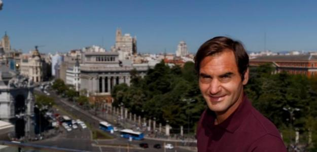 Roger Federer y su regreso a Madrid