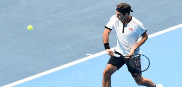 Roger Federer habla de Mirka Vavrinec