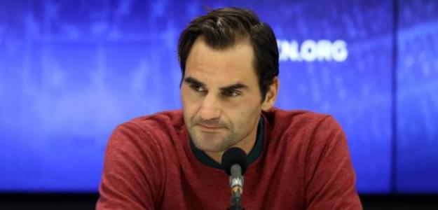 Roger Federer habla de la Next Gen. Foto: Getty