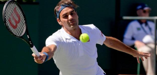 Roger Federer habla de jugar con dolores como los de Rafael Nadal. Foto: zimbio