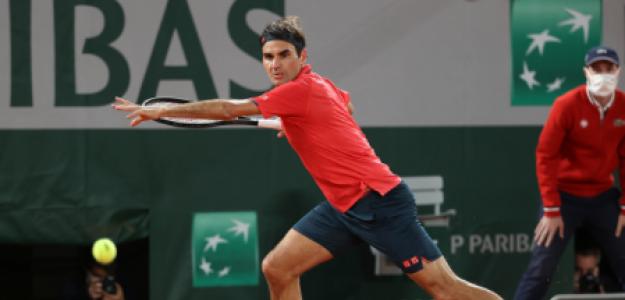 Roger Federer, polémica decisión Roland Garros 2021. Foto: gettyimages
