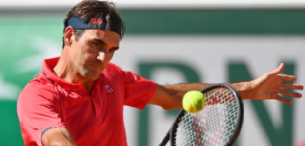Federer le ganó a Istomin en su regreso a Roland Garros. Foto: Getty