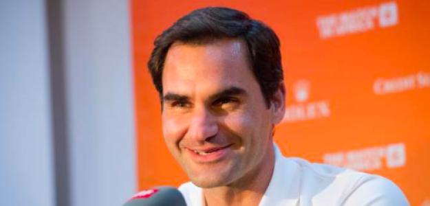 Roger Federer. Fuente: Getty