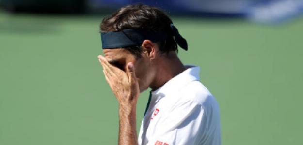 Roger Federer en US Open 2019. Foto: gettyimages