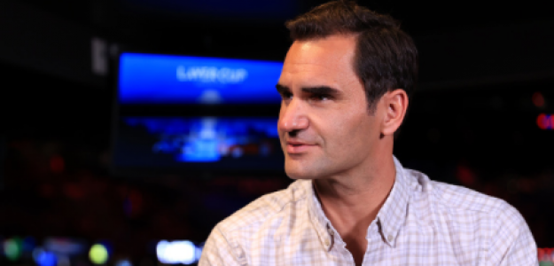 Roger Federer, valoración Wimbledon Hurkacz y salud mental. Foto: gettyimages