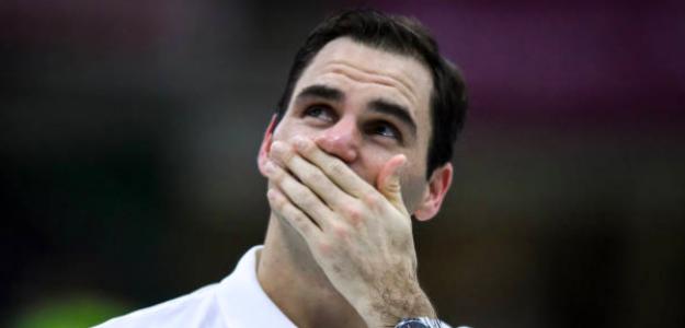 Roger Federer cuenta los días para volver Fuente: Getty
