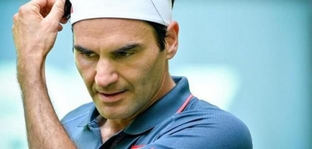 Roger Federer en el Open de Australia 2017