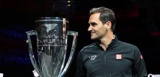 Roger Federer se encuentra en Boston. Foto: Getty