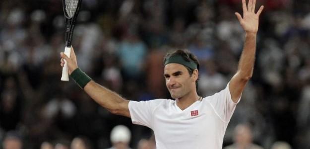 Roger Federer en Miami Open 2017