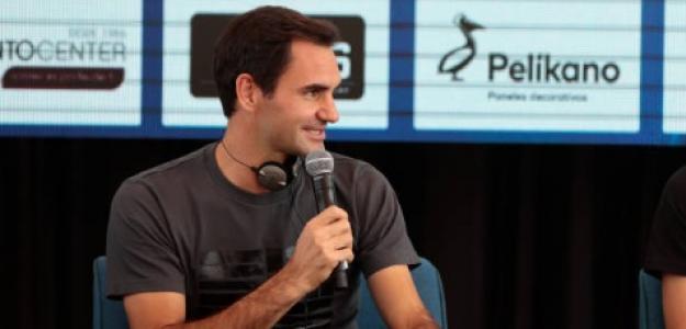 Roger Federer. Foto: Getty Images