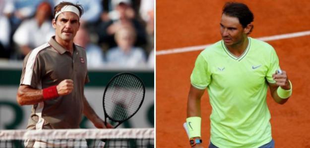 Roger Federer o Rafa Nadal, solo puede quedar uno. Fuente: Bein Sports