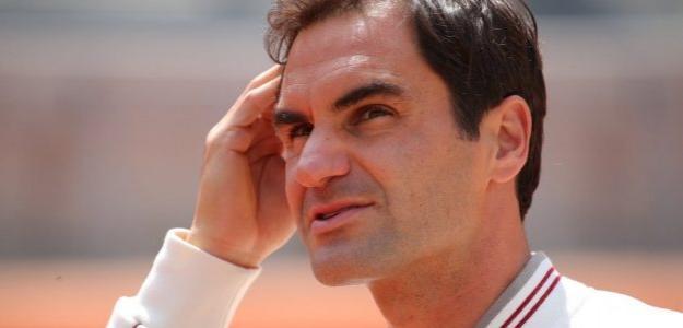 Roger Federer. Foto: Roland Garros