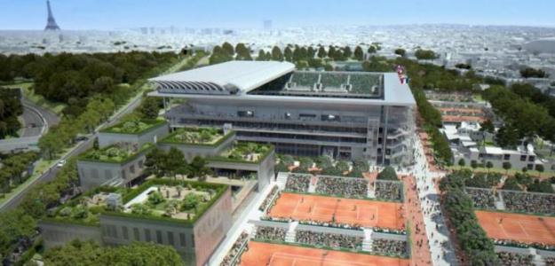 Roland Garros, la guerra está servida. Foto: Roland Garros