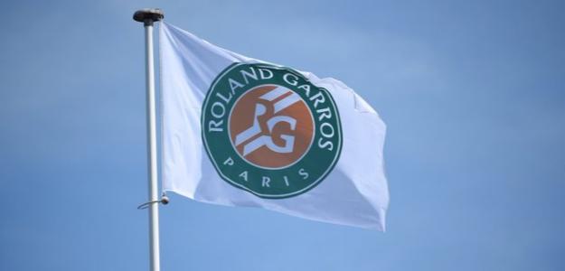 Una bandera sin rumbo claro. Fuente: @rolandgarros