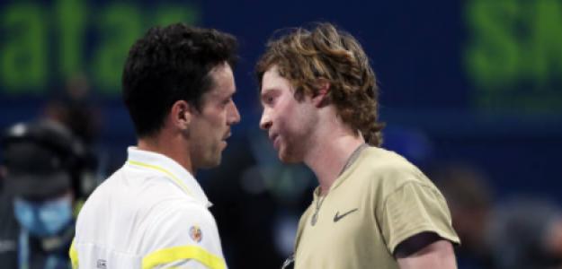 Rublev y Bautista buscan su primer Masters 1000. Fuente: Getty