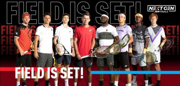 Next Gen ATP Finals. Foto: ATP