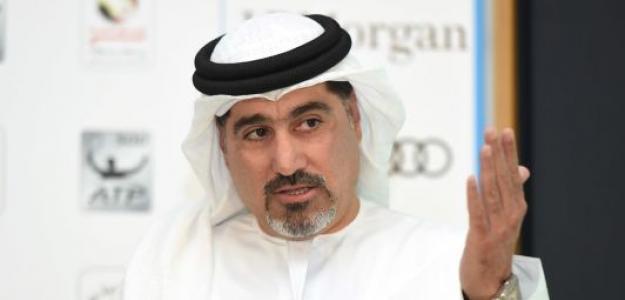 Salah Tahlak, director del torneo de Dubái