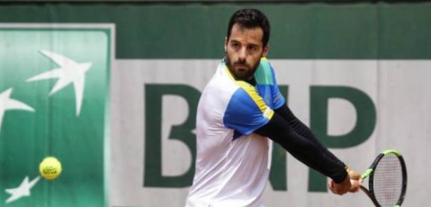 El italiano Caruso será el rival de Djokovic en tercera ronda de Roland Garros. Foto: Getty