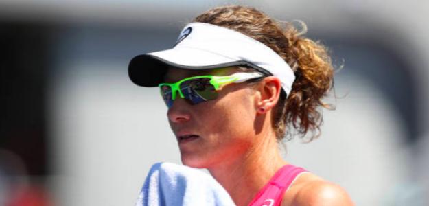 Samantha Stosur, una de las veteranas del circuito. Fuente: Getty
