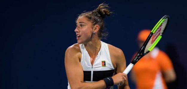 Sara Sorribes, buen papel en torneos ITF 2019.