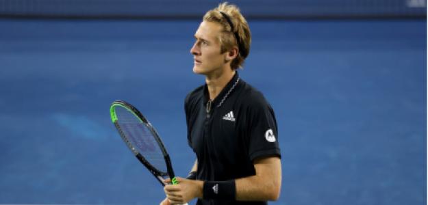 Sebastian Korda, necesidad brillar estadounidenses en US Open. Foto: gettyimages