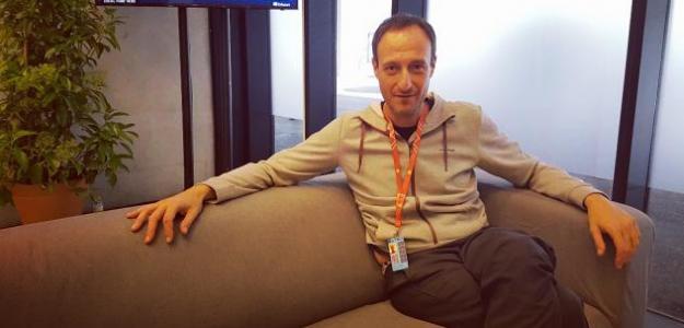 Entrevistamos a Xavi Segura. Foto: José Morón