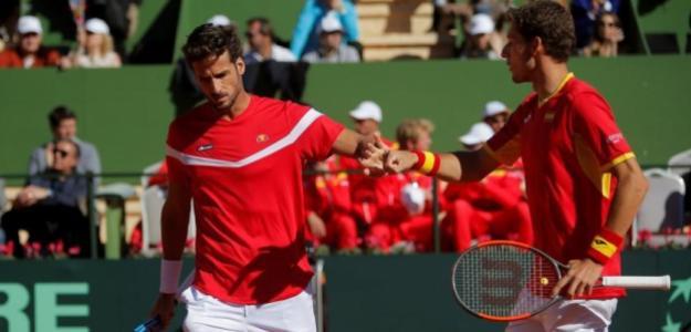 España busca la final de Copa Davis 2018. Foto: zimbio