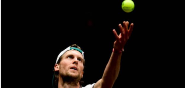 Andreas Seppi en el torneo de Nueva York. Fuente: Getty