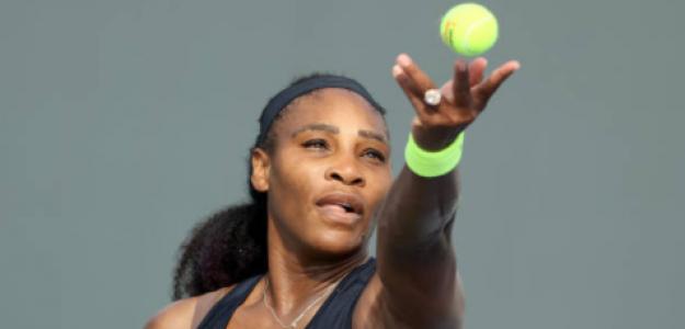 Serena Williams en Lexington. Fuente: Getty