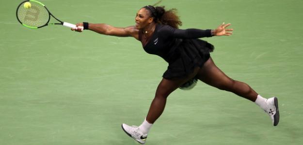 Serena se clasifica a la final del US Open. Foto: Zimbio
