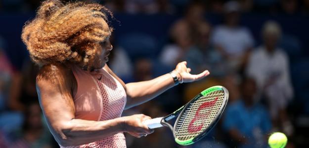 Serena Williams, cuadro femenino Open de Australia 2019. Foto: zimbio