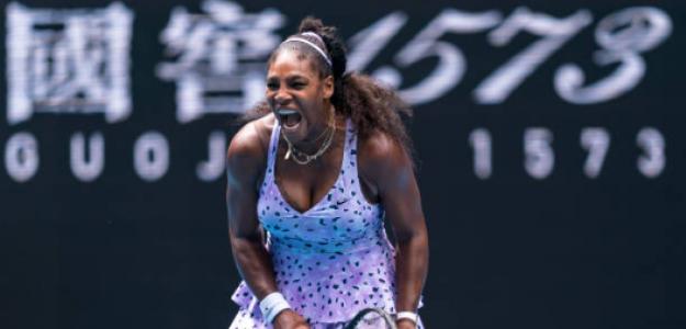 Serena Williams, mejor jugadora de la historia. Foto: gettyimages