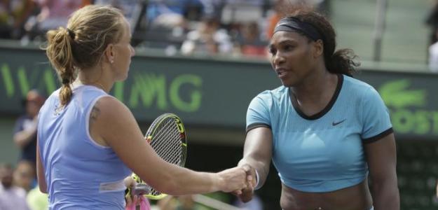 Svetlana Kuznetsova habla de privilegios de Serena Williams. Foto: zimbio