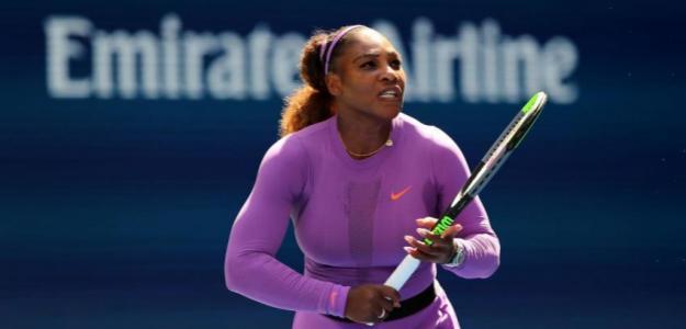 Serena Williams muestra su compromiso con el US Open 2020. Foto: gettyimages