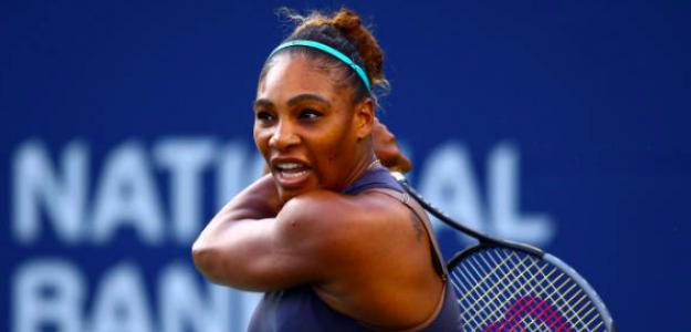 Serena lucha por volver a ganar un título. Fuente: Getty