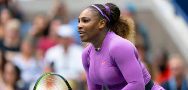 Serena Williams, ni el tiempo pasa por ella. Fuente: Getty