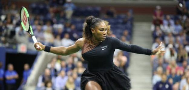 Serena Williams. Foto: Getty